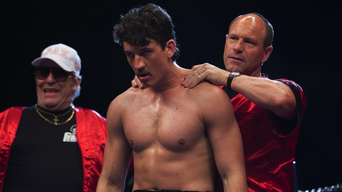 Ateliernews: Tom steigt mit Aaron Eckhart in den Ring