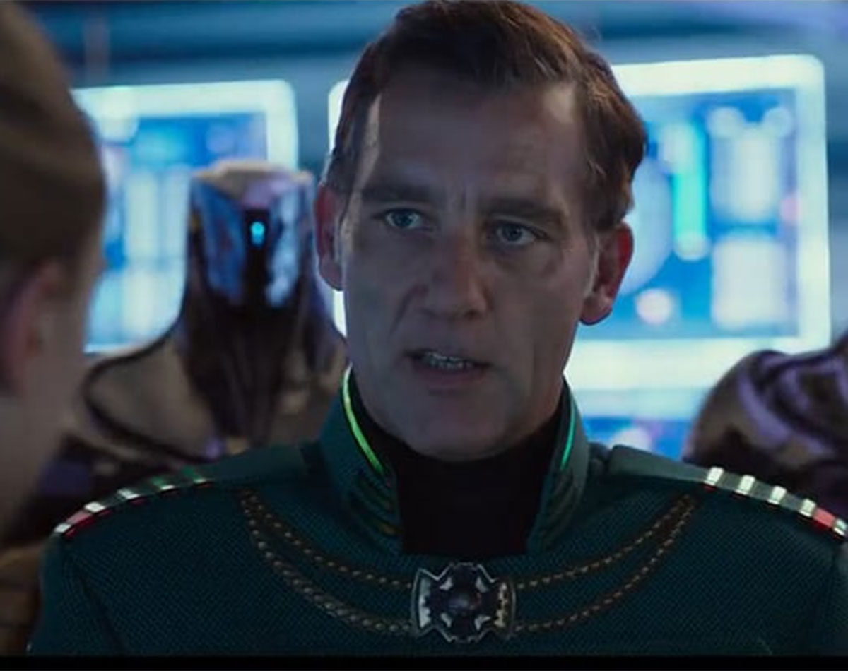 """Neuer Trailer """"Valerian"""" mit Clive Owen"""