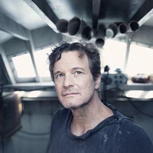 """++Atelierticker++Tom synchronisiert Colin Firth in """"Vor uns das Meer"""""""