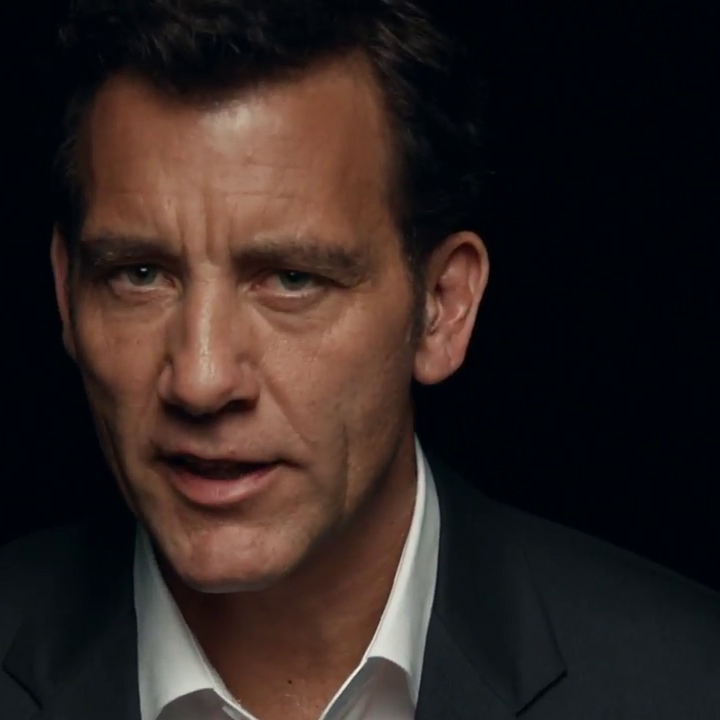 ++Out now: Tom synchronisiert Clive Owen in neuem SAP-Werbespot++