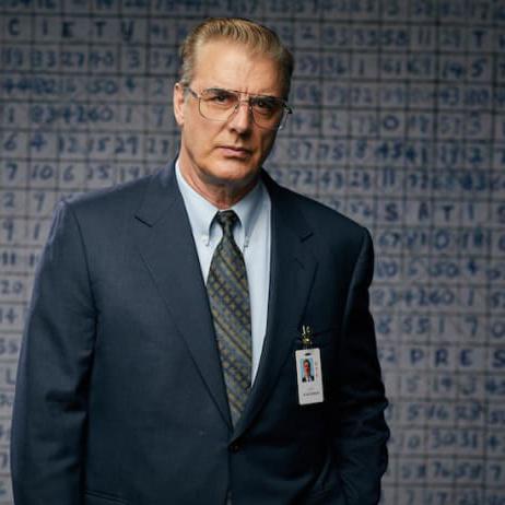 """++Ateliernews++Tom synchronisiert Chris Noth in """"Manhunt: Unabomber"""""""