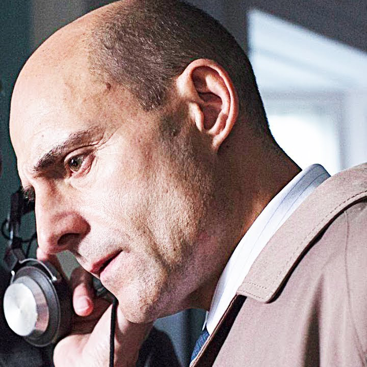 "Morgen Start von ""6 Days"" mit Mark Strong bei Netflix"