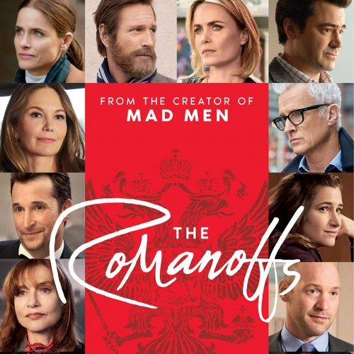 Filmplakat The Romanoffs