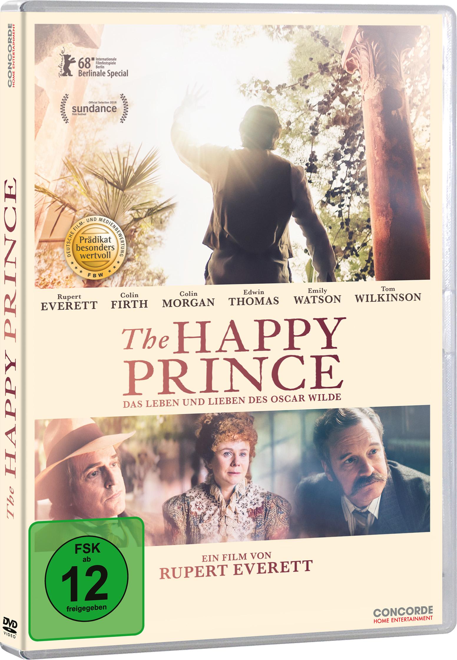 """Unser Preisausschreiben zum DVD-Release von """"The Happy Prince"""""""