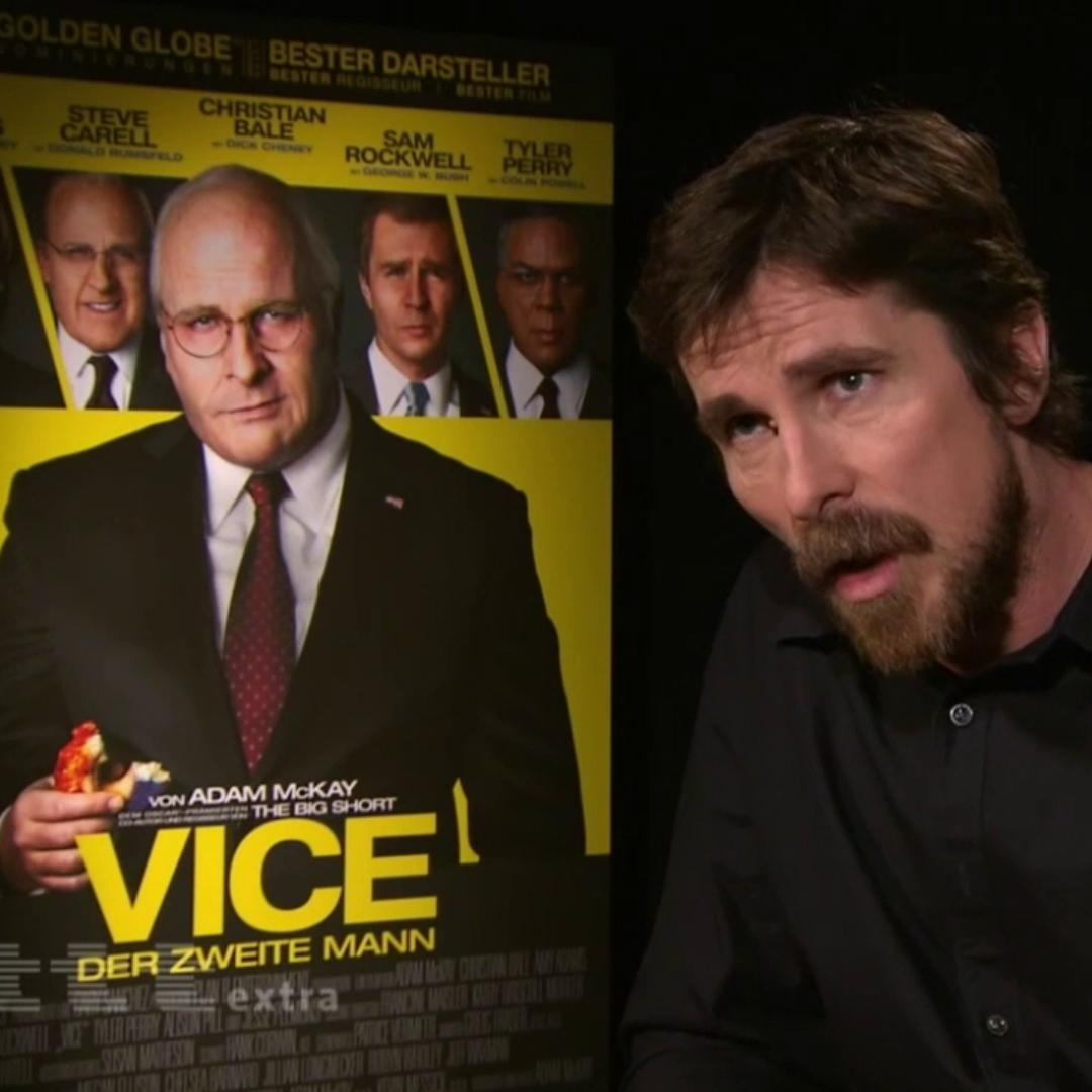 """Tom spricht ttt-Beitrag zu Filmstart von """"Vice – Der zweite Mann"""""""