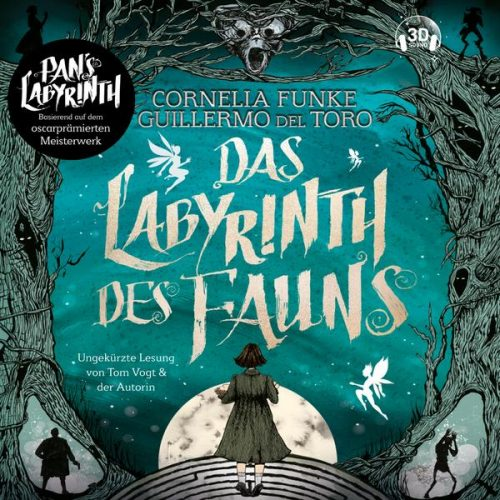 Cover_Das Labyrinth des Fauns
