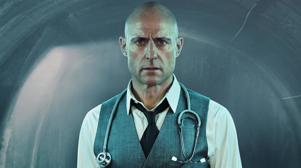 "++Ateliernews++ Tom synchronisiert Mark Strong in ""Temple"""