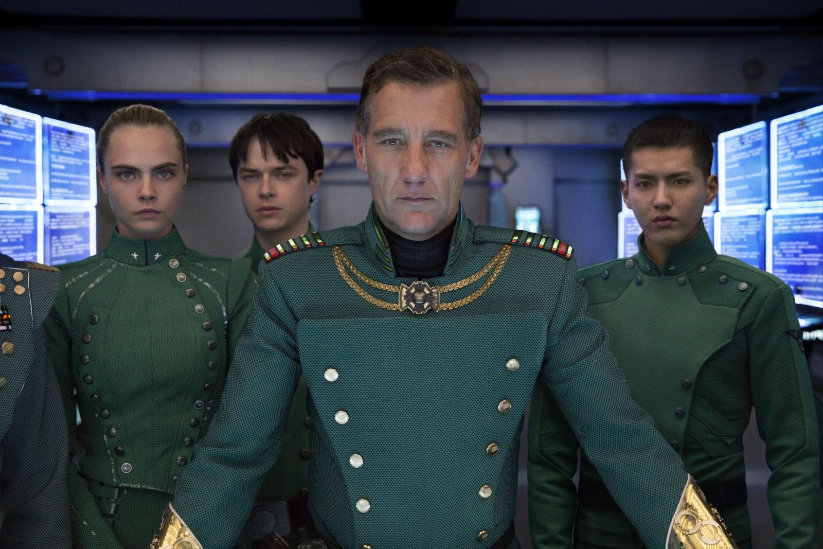 """++Programm-Tipp++: """"Valerian"""" mit Clive Owen und Tom als Free-TV-Premiere"""