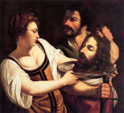 """++Programmhinweis zum Frauentag++Tom kommentiert """"Die Renaissance der Malerinnen"""""""