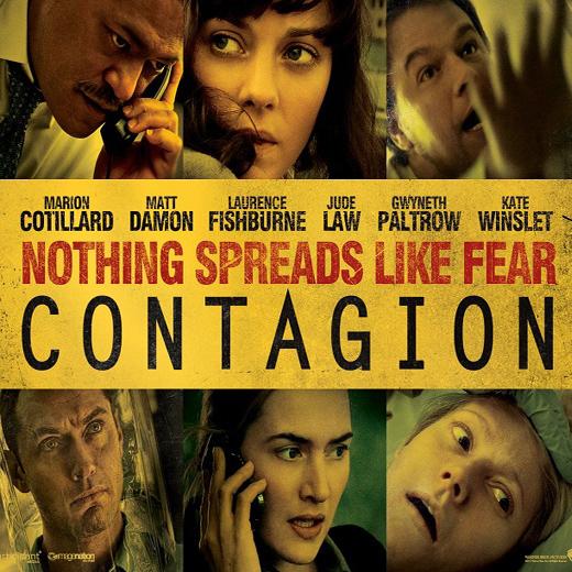 """Viren-Thriller """"Contagion"""" mit u. a. Laurence Fishburne erlebt Revival"""