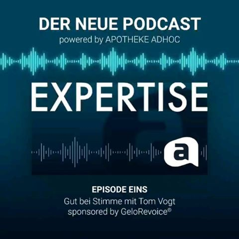 Tom gibt Interview in Podcast EXPERTISE.A