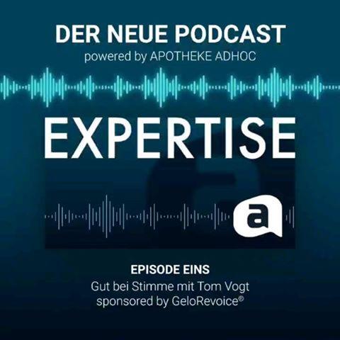 Apotheke Adhoc Expertise Podcast Titelbild