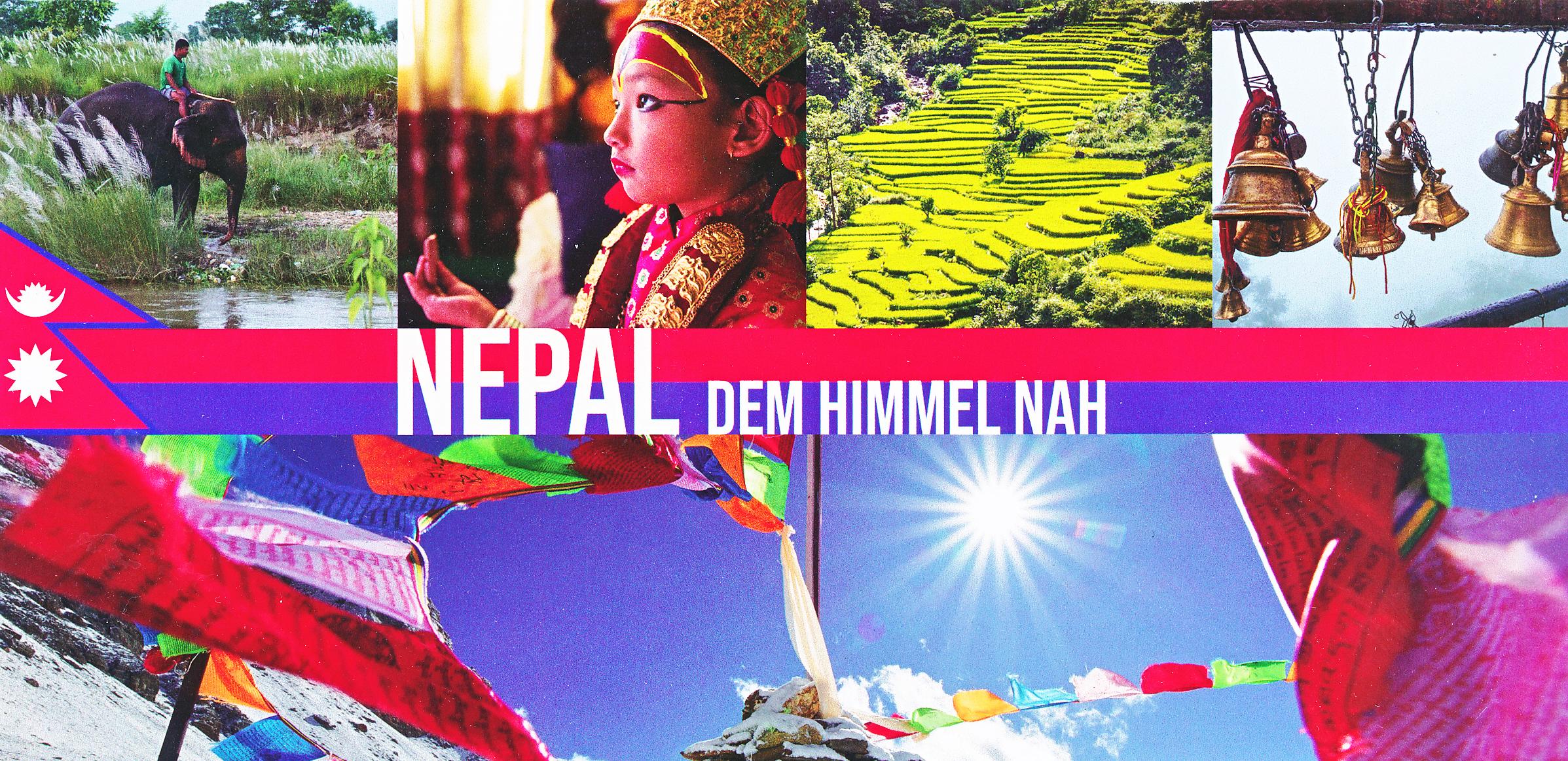 "++Programmtipp++ Tom kommentiert am 04.09. Dokureihe ""Nepal – Dem Himmel so nah"" auf arte"