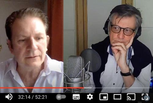 Tom gibt Interview in YouTube-Talkformat THE SPIRIT