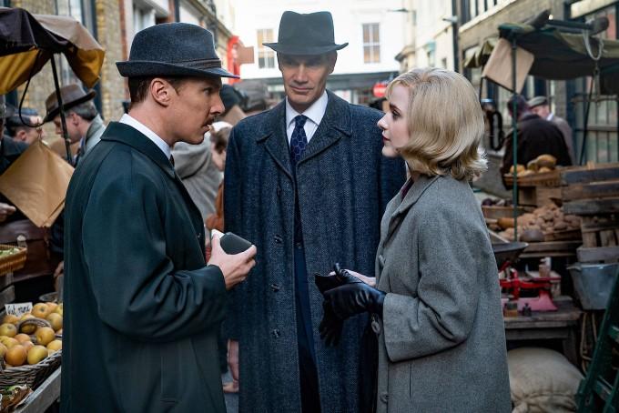 ++Kinostart++ Tom synchronisiert Angus Wright in Agentenfilm `Der Spion´ mit Benedict Cumberbatch